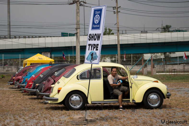 VW Type 1 Show