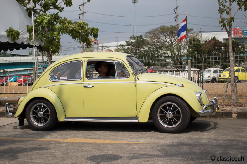 Thai VW Bug
