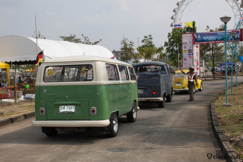 Volkswagen Type 2 rear