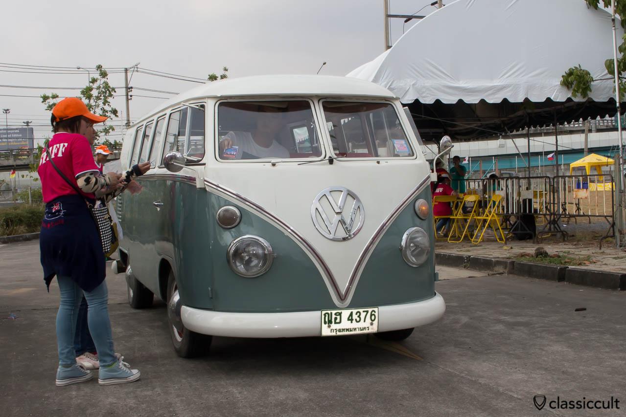 Splitty Bus front