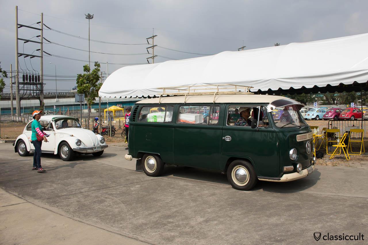 T2a Bus with sun visor