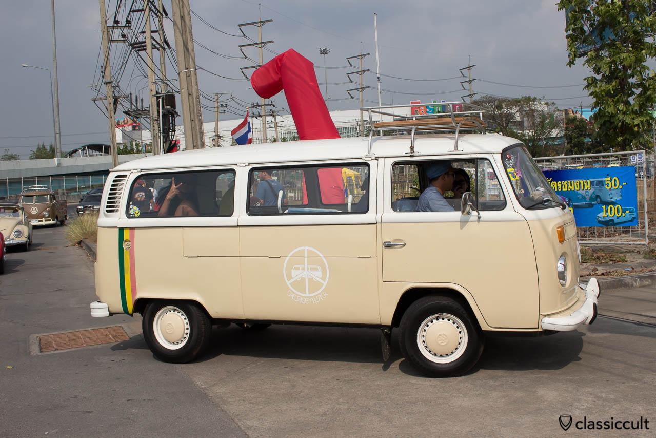 Peace Bar VW Bus