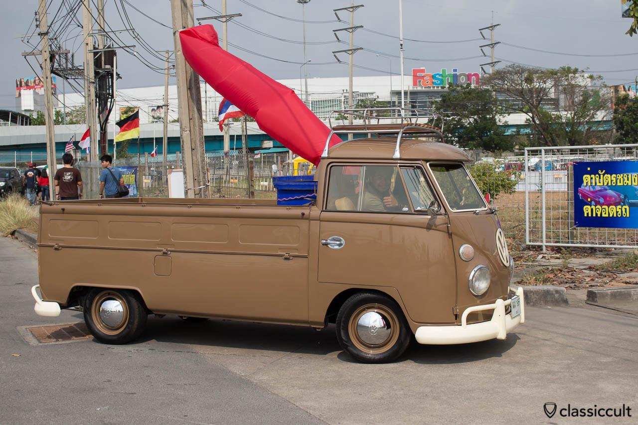 Split Pick Up VW