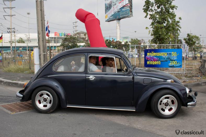 Thai in VW Bug