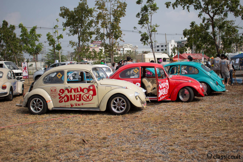Bounce Bugs at Siam VW Festival