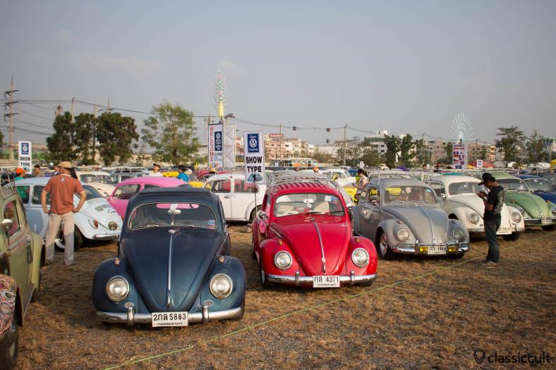 Siam VW Show 2014