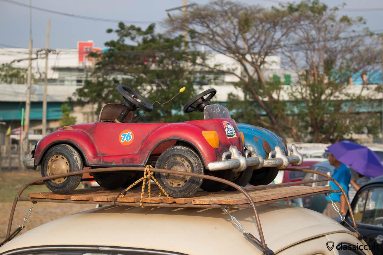 Volkswagen kids car