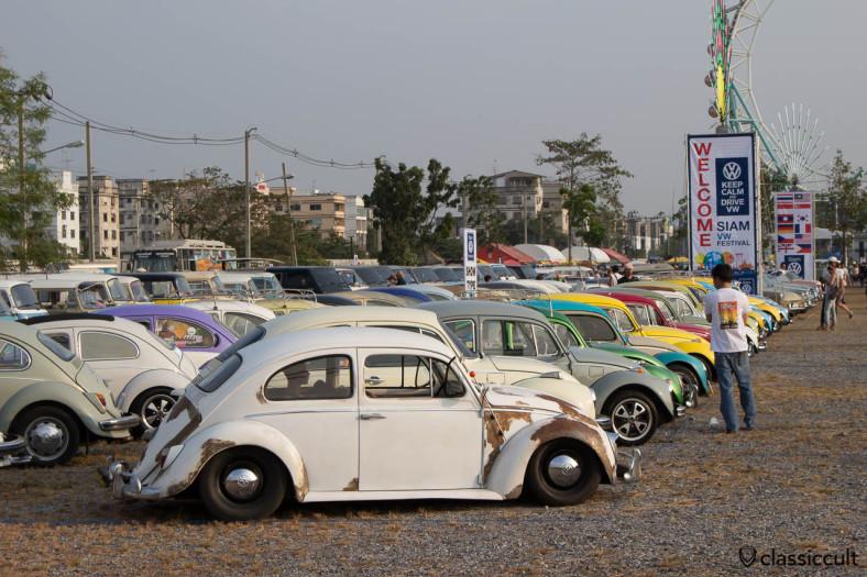 Siam Volkswagen Festival 2014