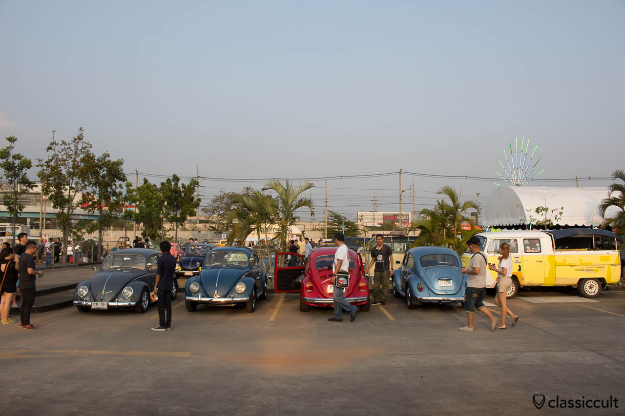 VWs at Siam Show