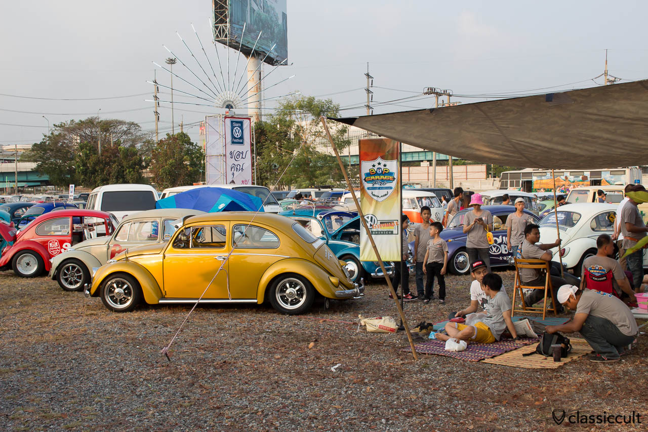 Siam VW Festival 2014, Bangkok Thailand