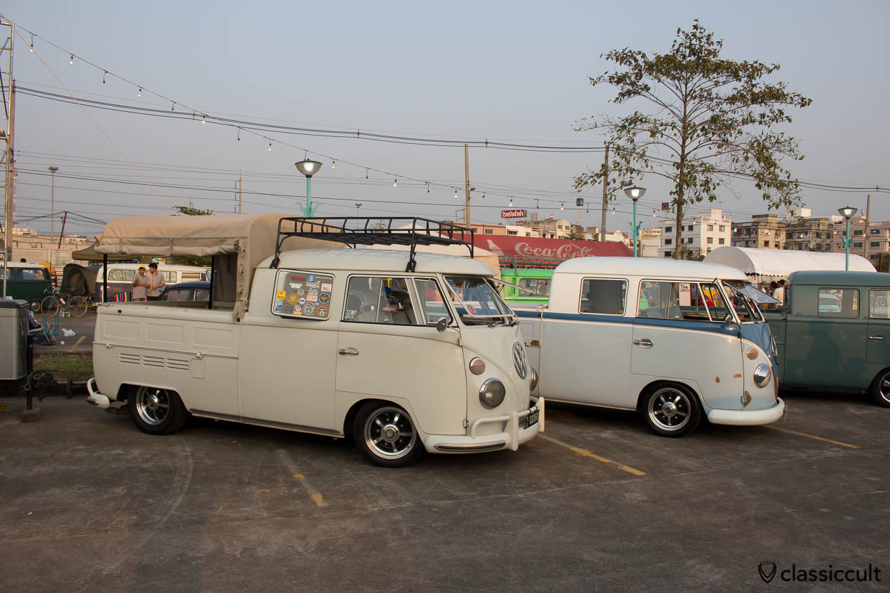 Double Cab T1 VW with sprint stars wheels