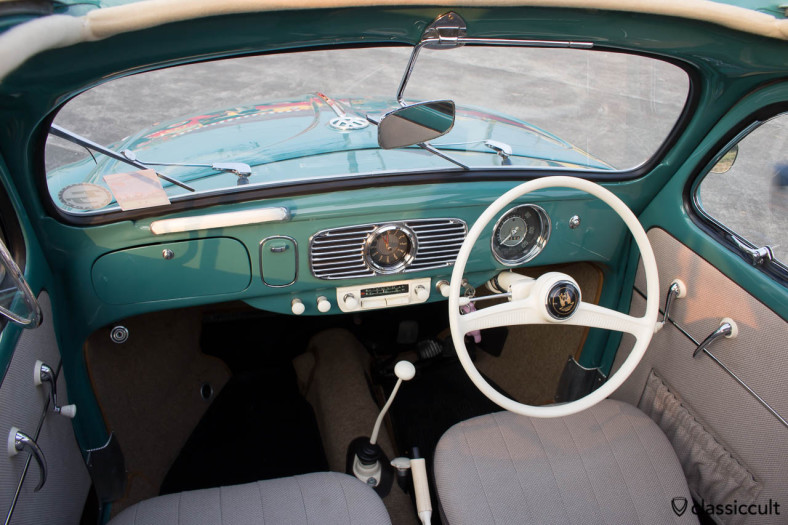 Oval Bug Dashboard