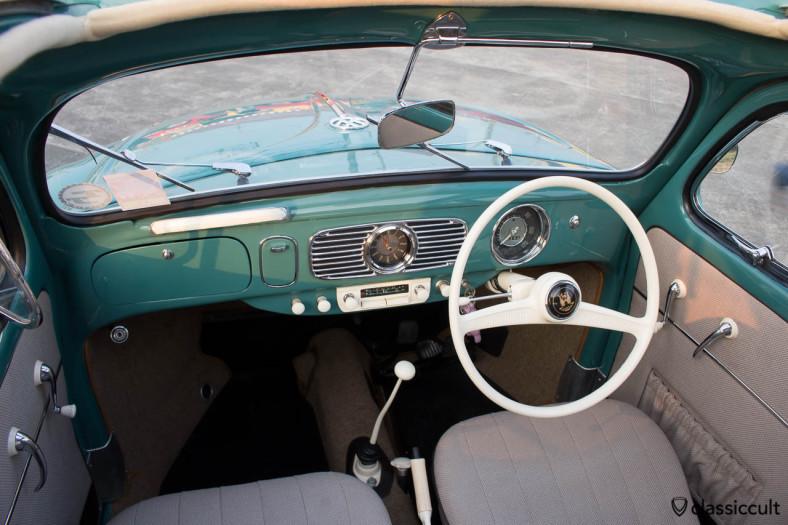 Oval Bug Dashboard