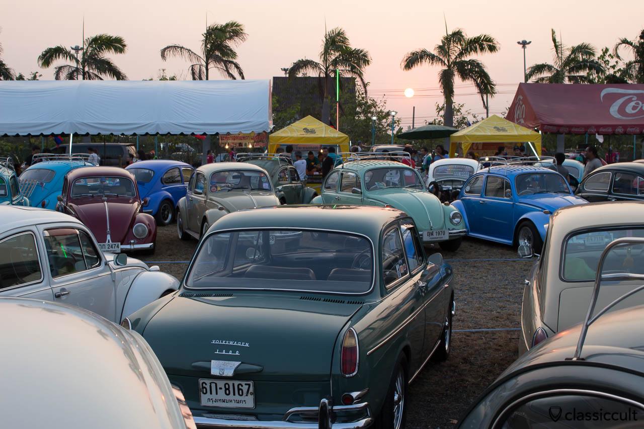 1967 VW 1500 Sunset Bangkok