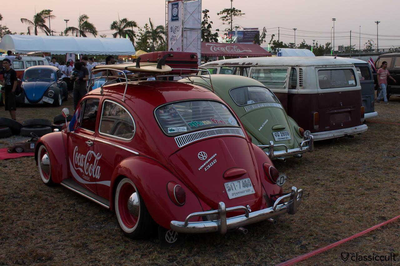 Coca Cola VW 1300
