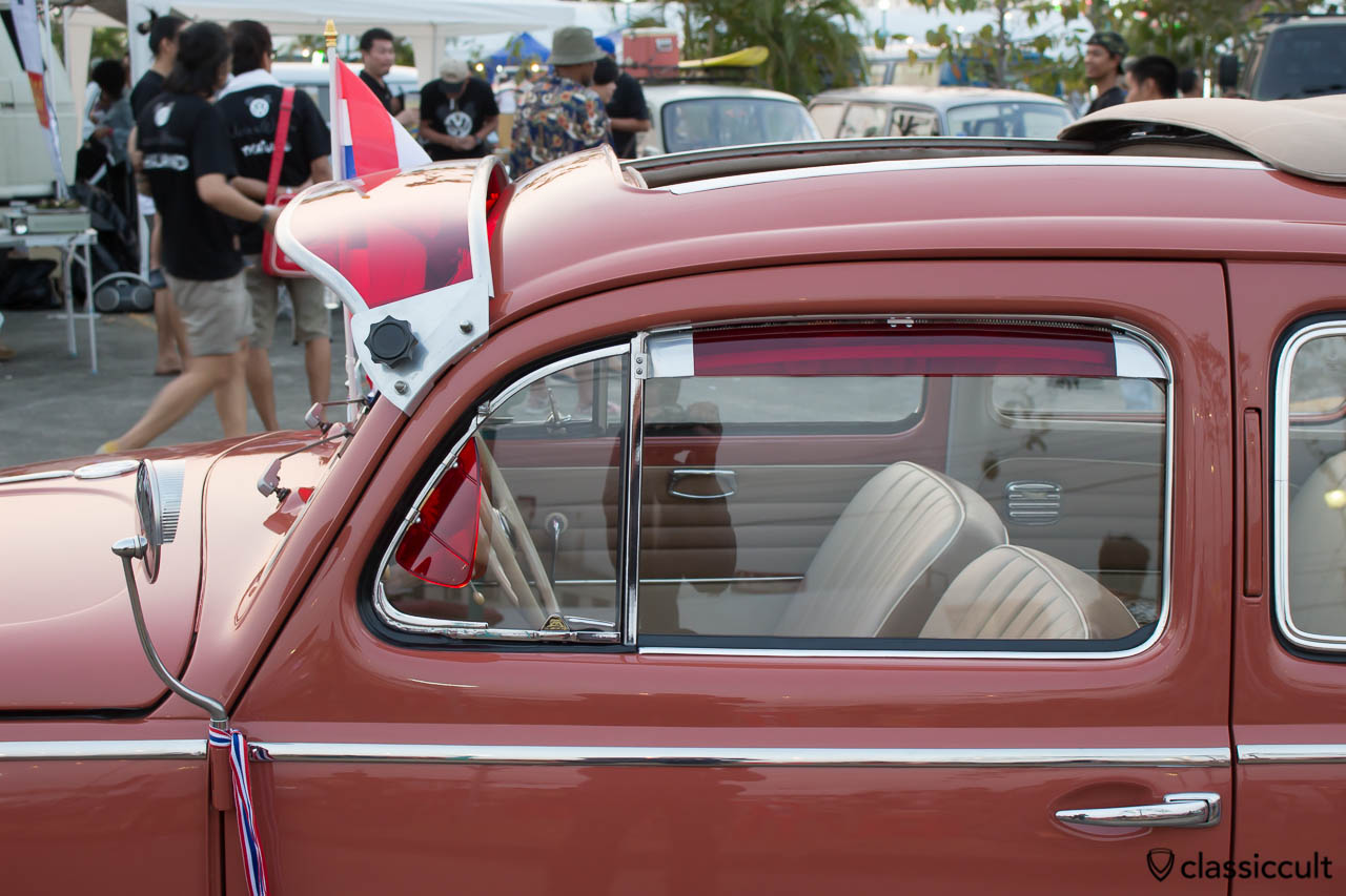 GHE Happich Sun Visor at VW Bug