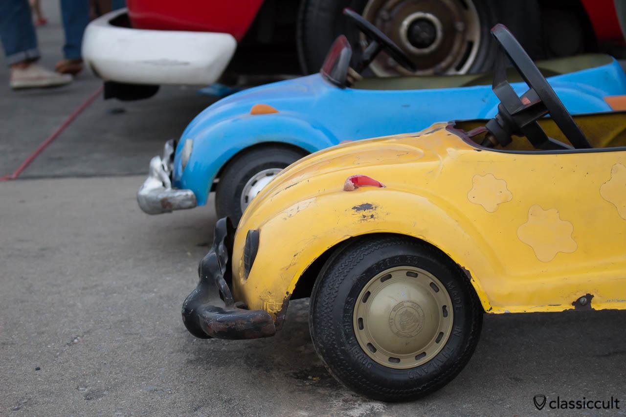 VW Beetle Kids Car Made in Bangkok Thailand