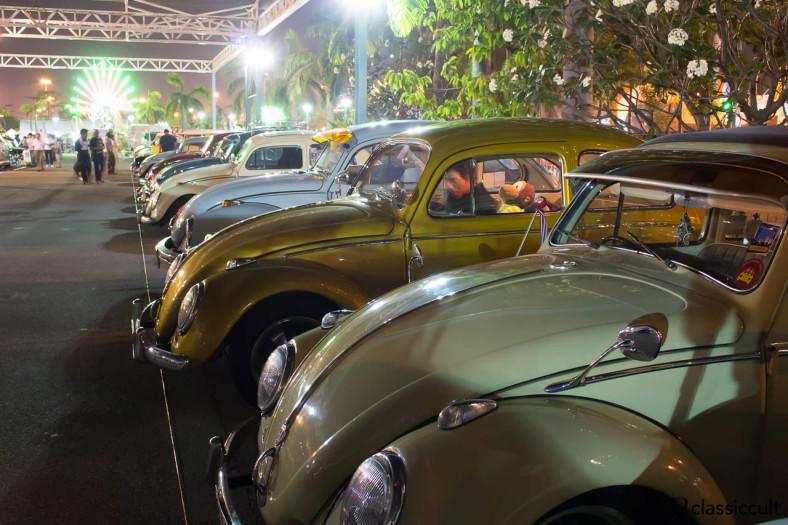VW Bugs, Bangkok 2014-2-15