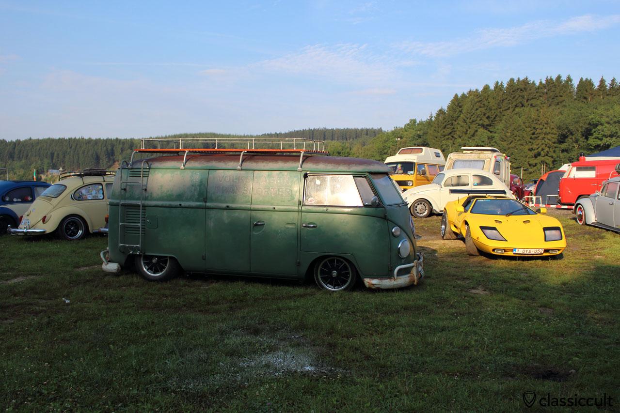 VW Beetle Roof Rack