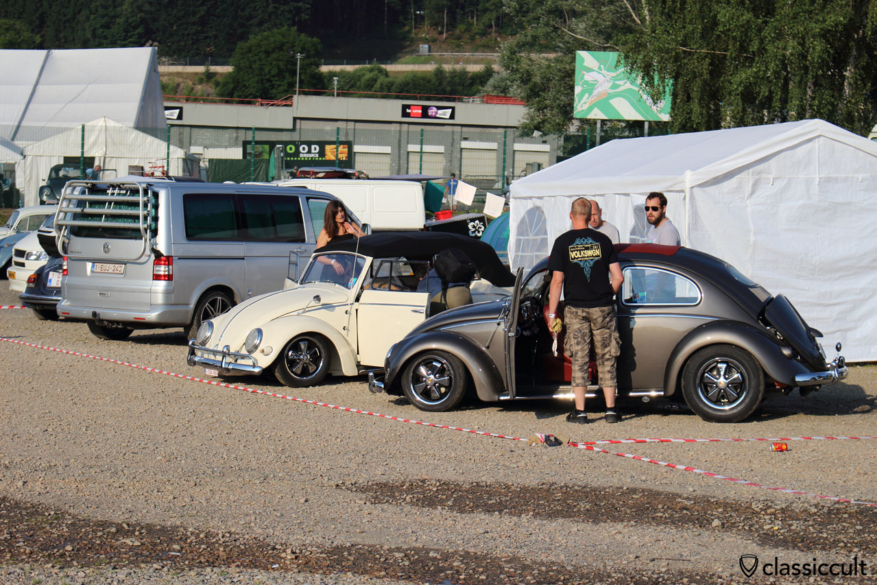 VW Oval, Le Bug Show 2014