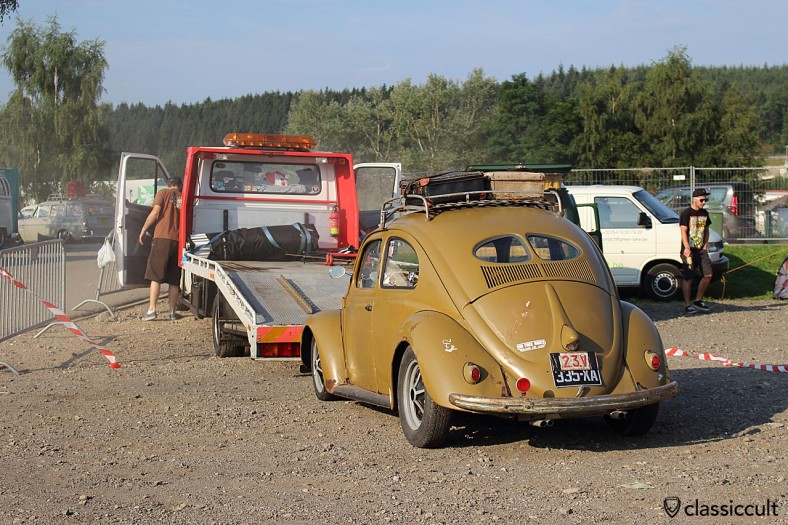 VW Split Beetle