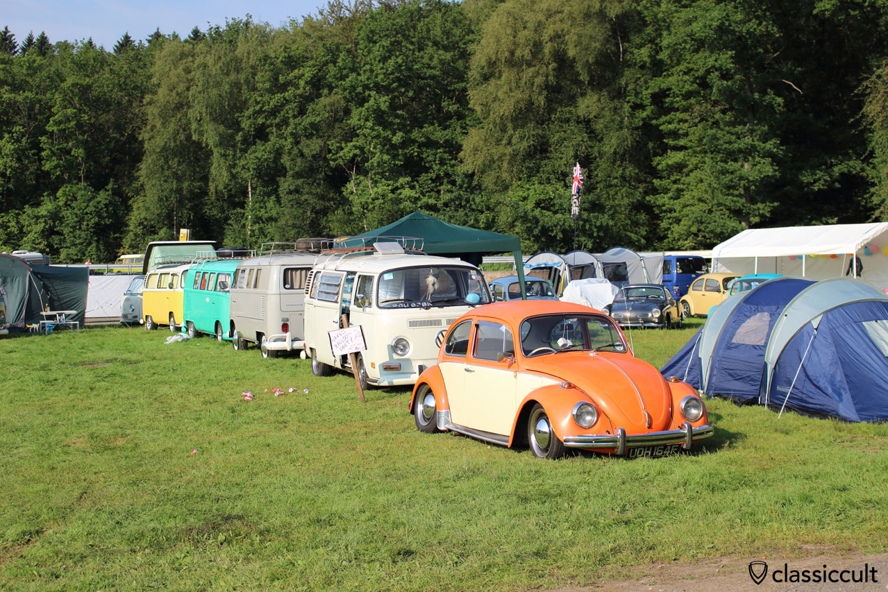 Bug Show 2014 VW Meeting Spa Francorchamps