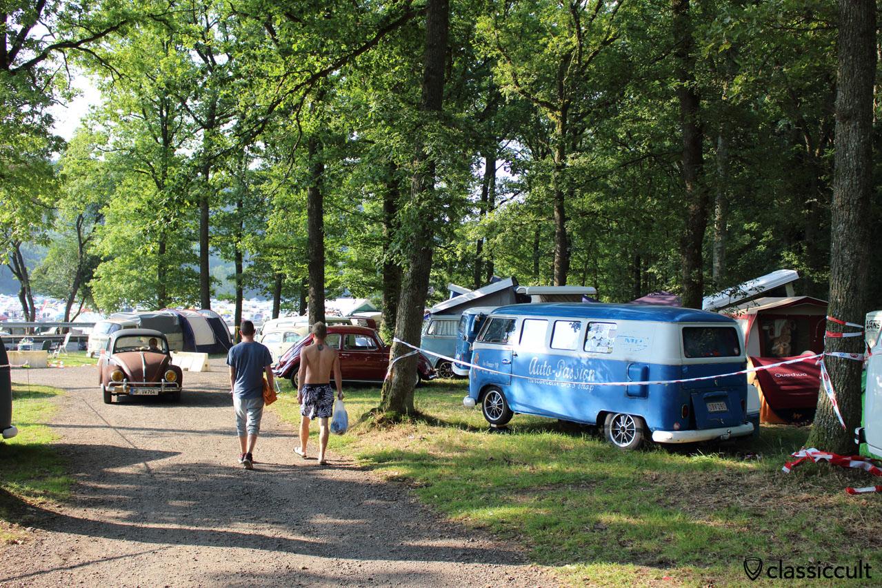 Camping at Bug Show