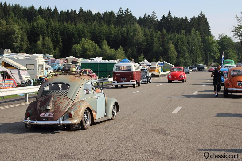 Bug Show 2014 VW Meeting