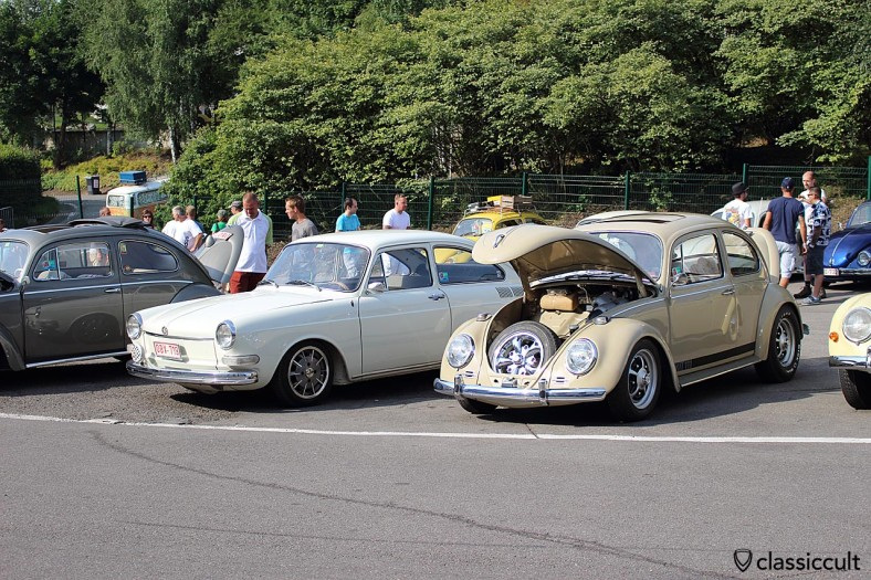 sunroof VW Beetle and Type 3