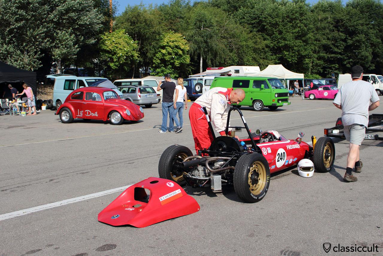 Formula Vee VW, Bug Show 2014
