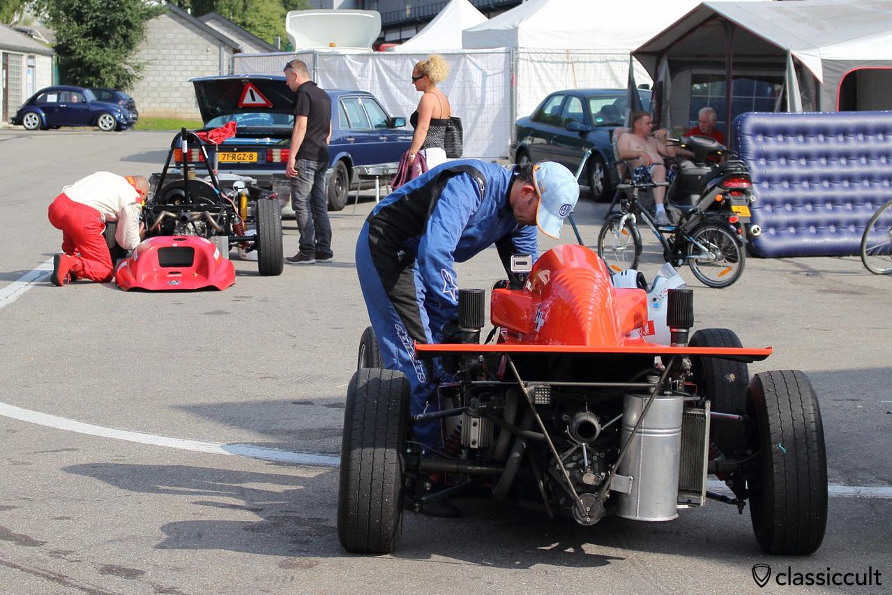 Formula Vee VWs