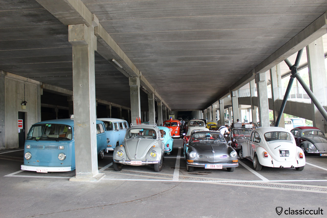 VW Spa 2014