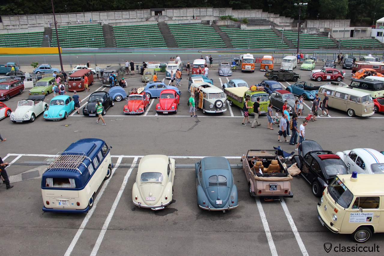 Le Bug Show Spa Francorchamps
