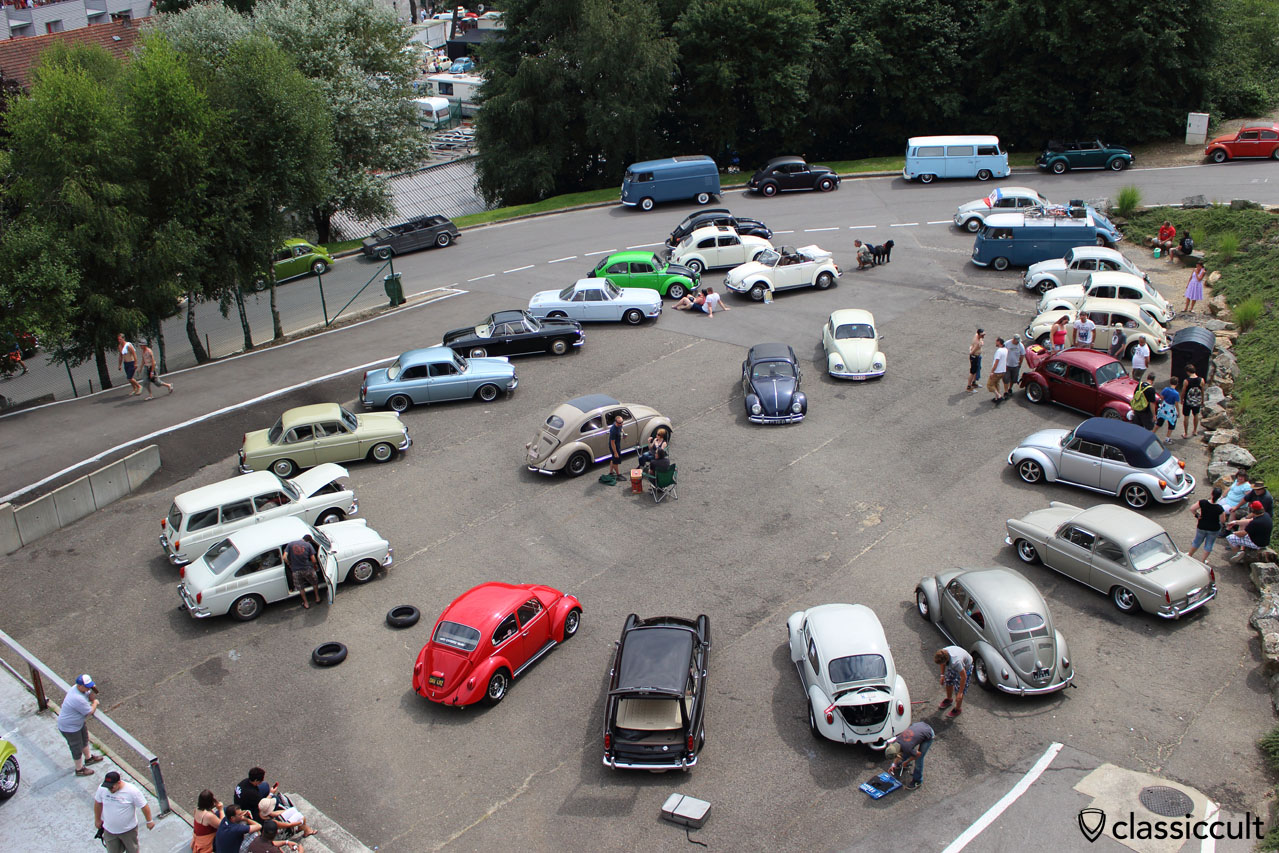 VW Meeting Spa Francorchamps