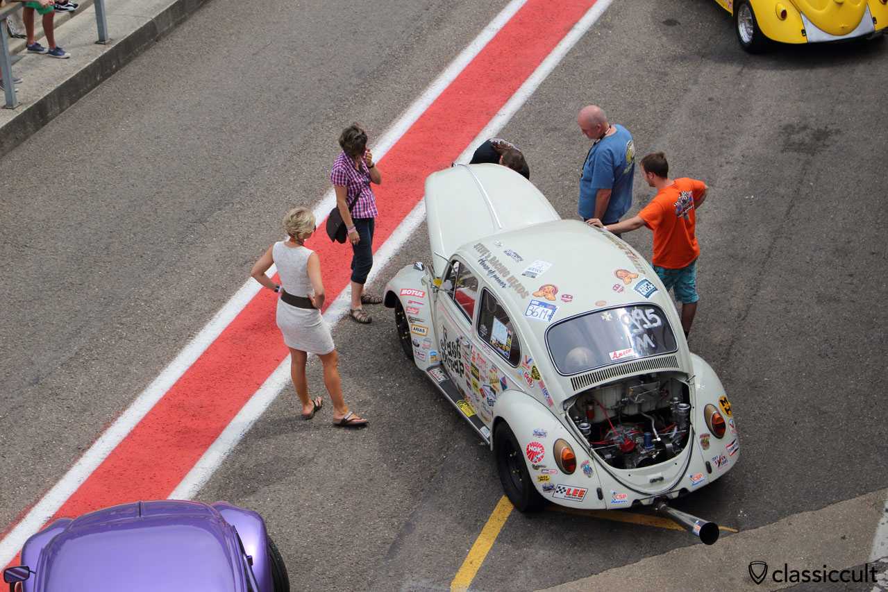 Race VW Beetle