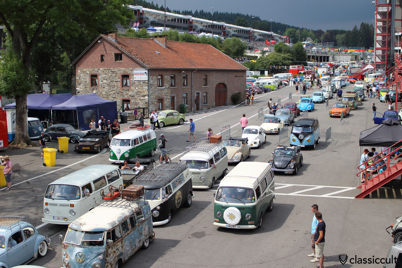 VW Show SPA 2014