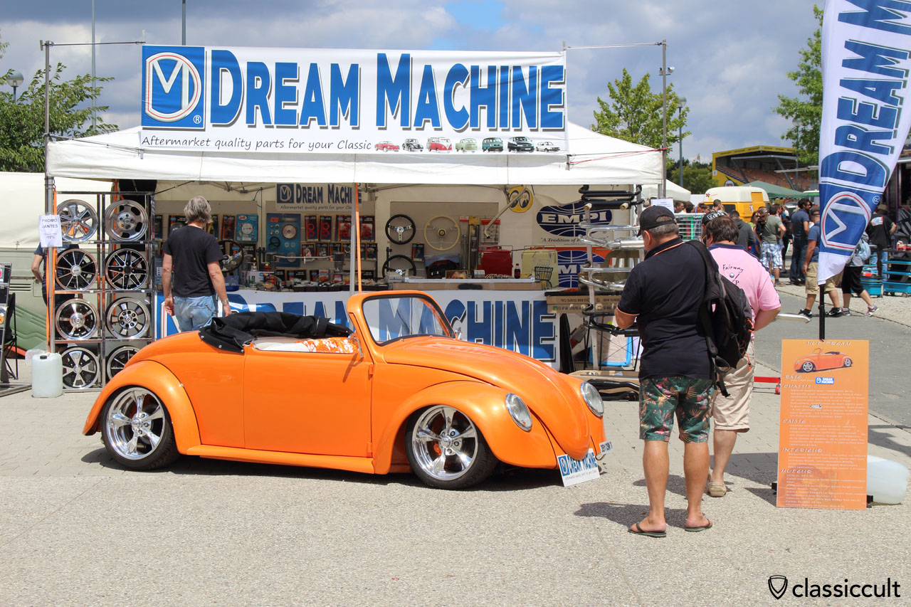 Dream Machine Aftermarket quality parts for your Classic VW