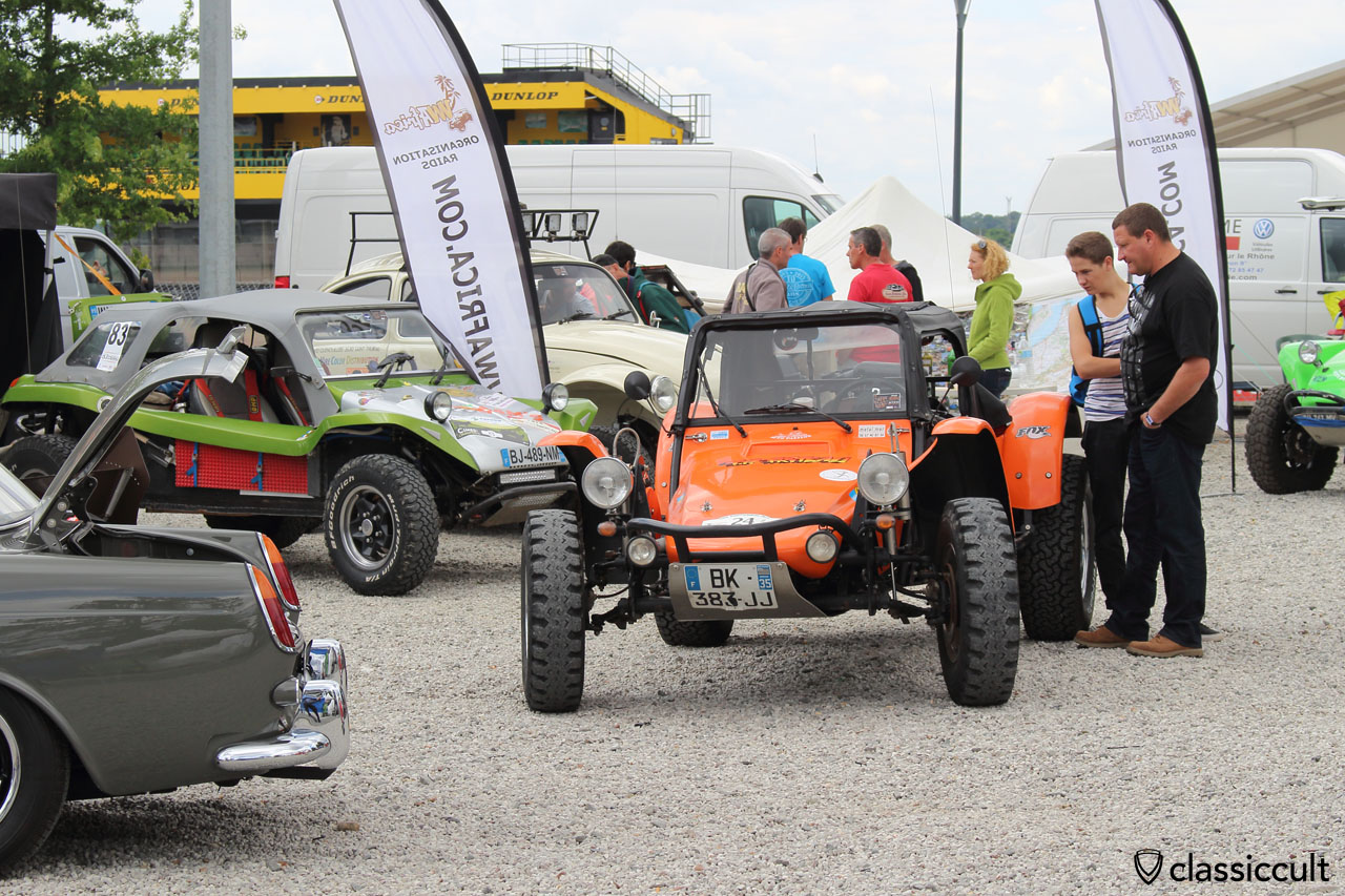 Offroad VW Buggy