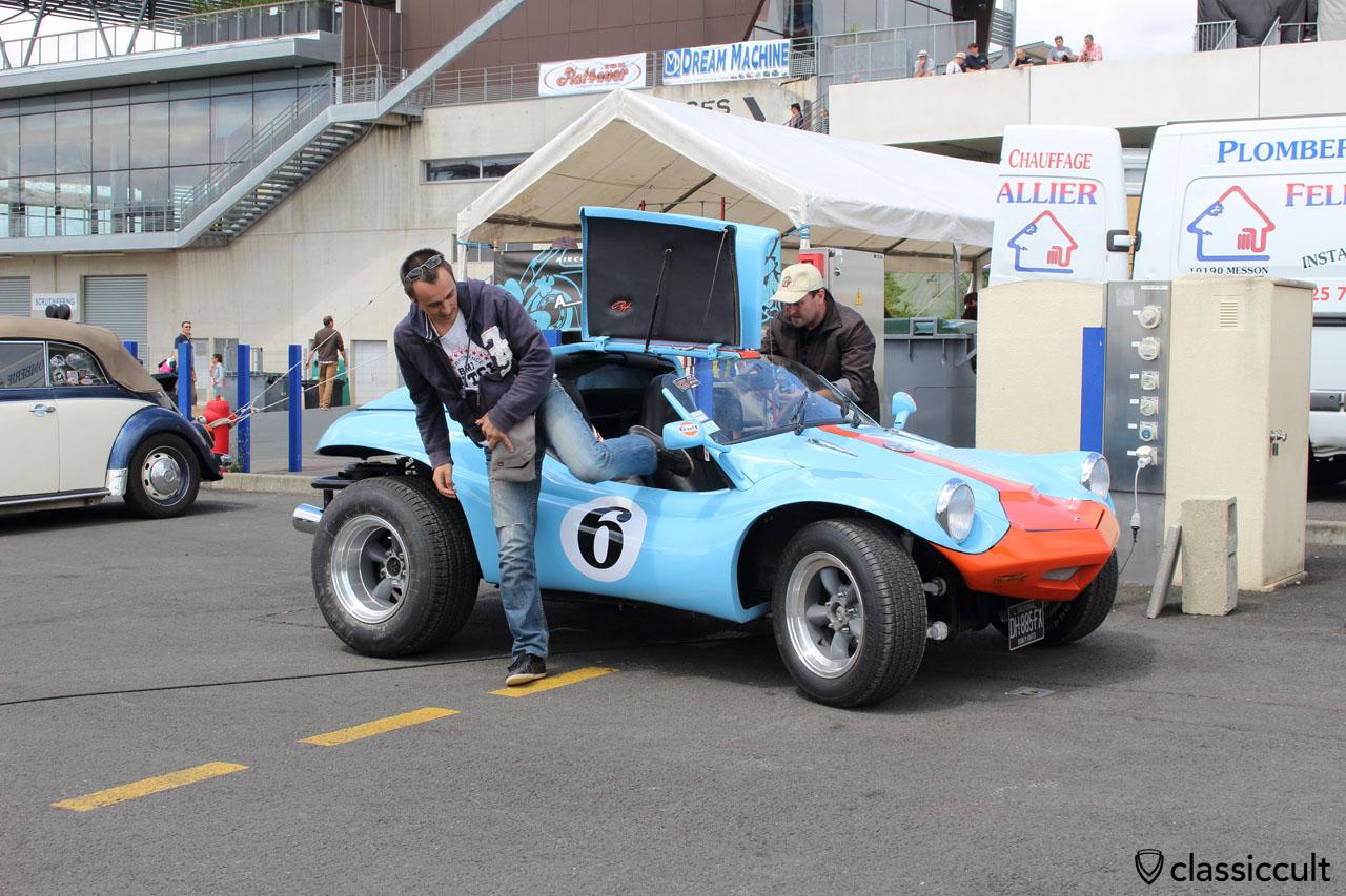 cool VW Buggy