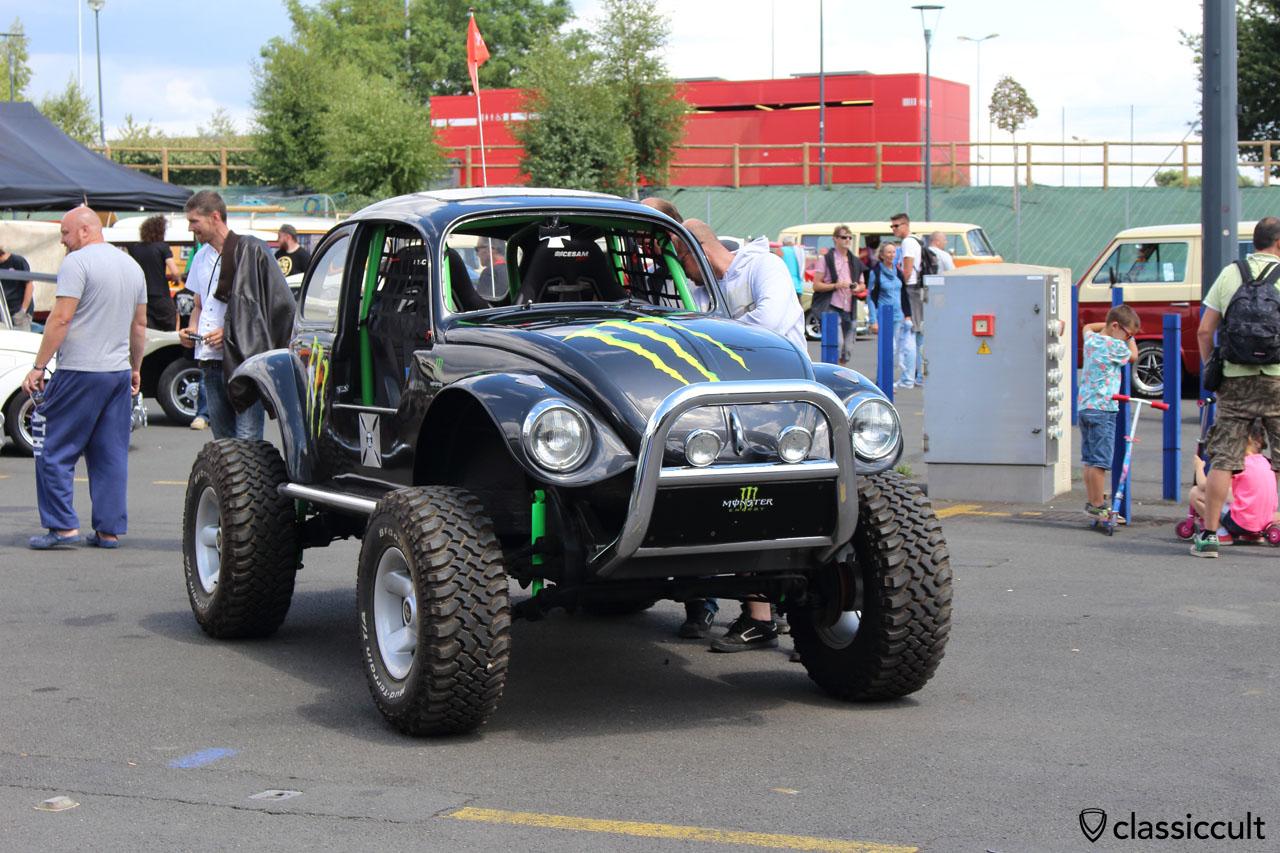 Monster VW Beetle (mini Monster truck)