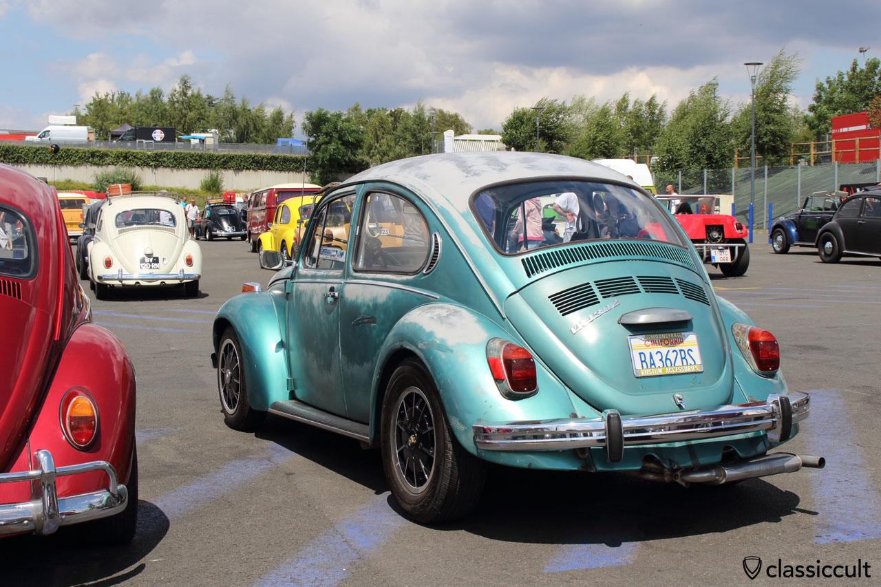 Patina VW 1302