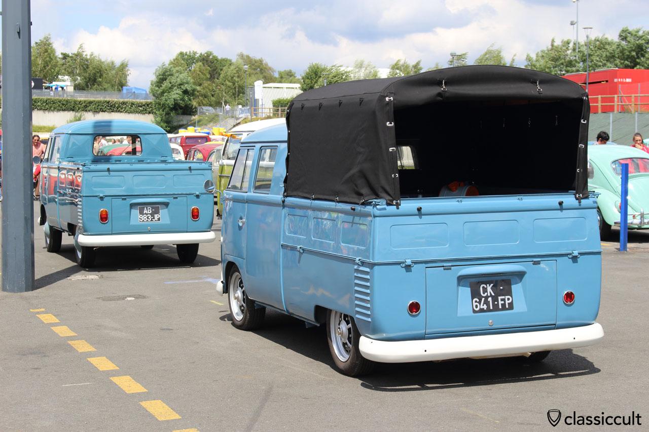 Type 2 VW Doka