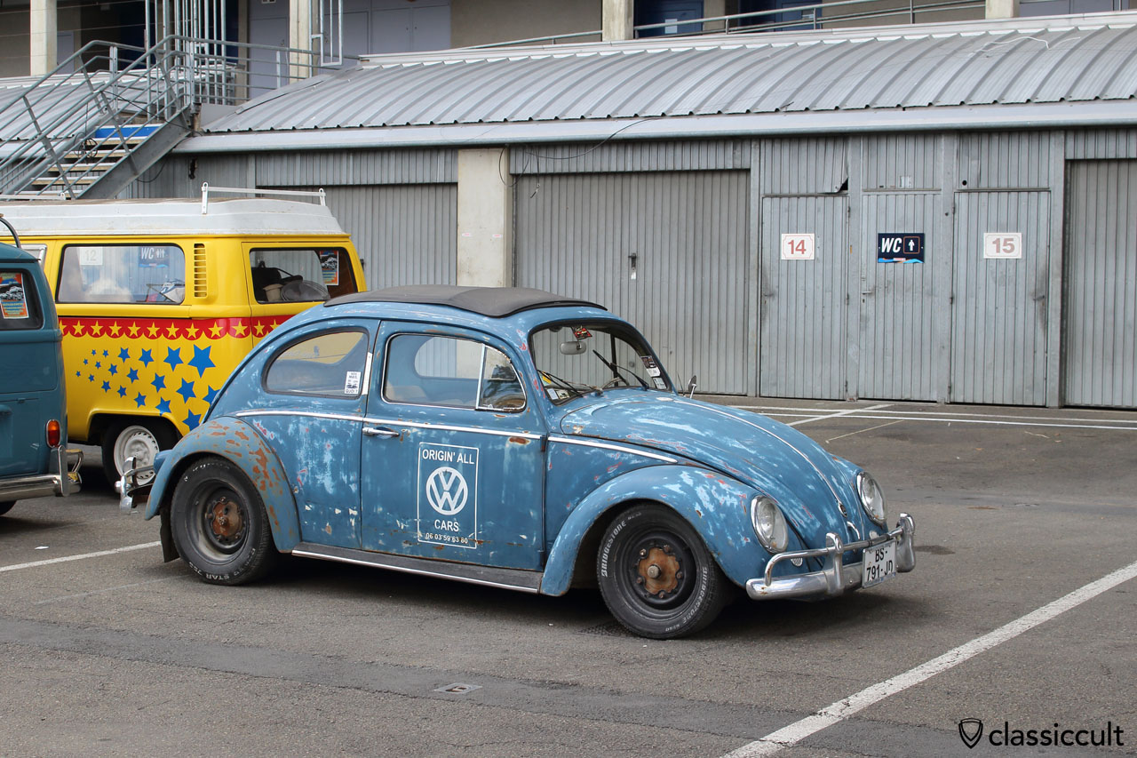 VW Ragtop Race Beetle