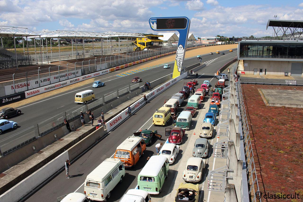 Super VW Festival Le Mans 2015