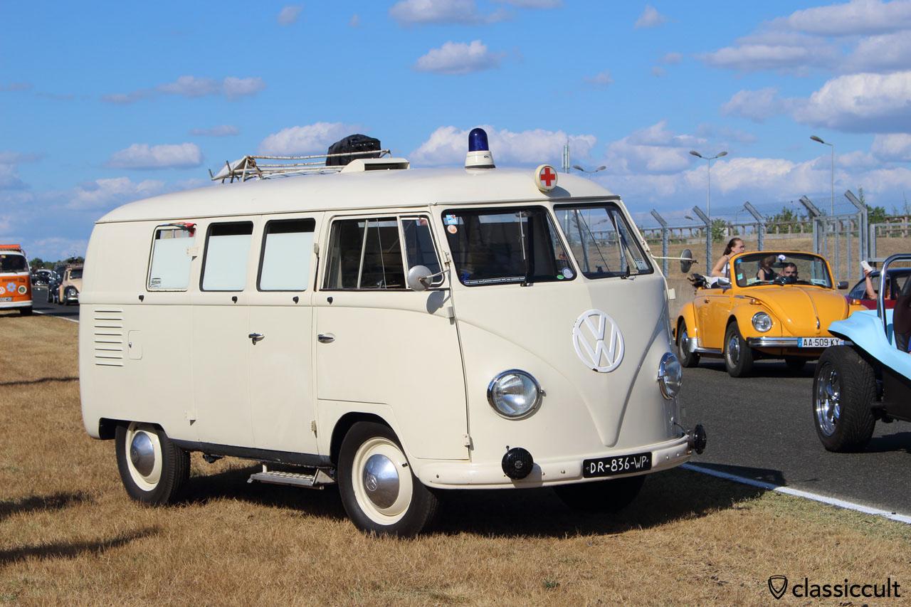 T1 Ambulance Bus