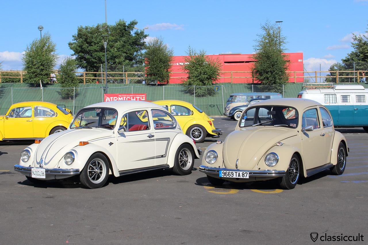 nice GTV VW Beetle