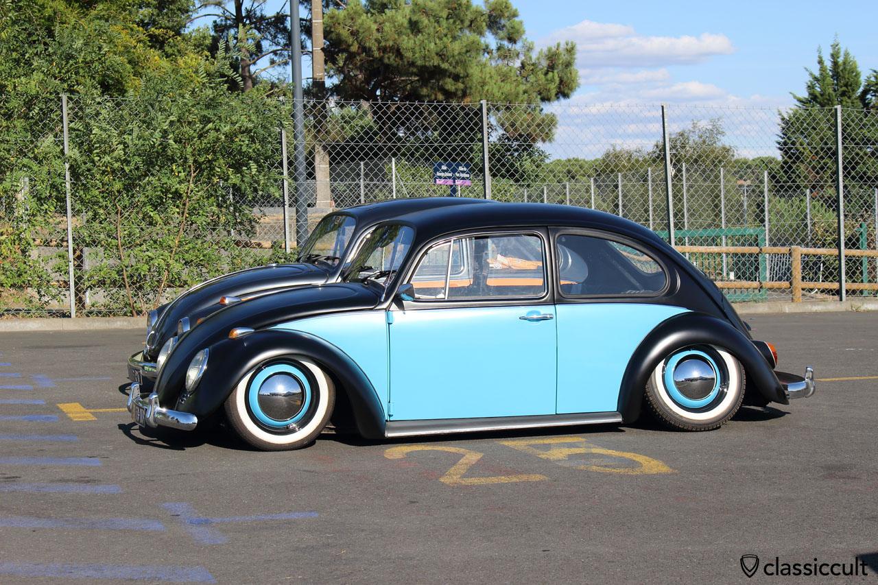 low VW cox