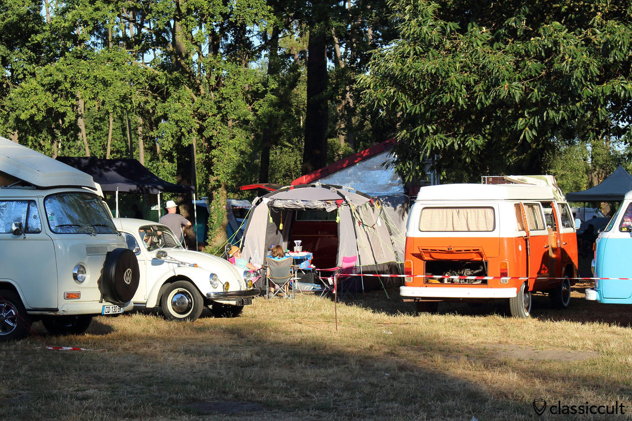 Camping du Houx
