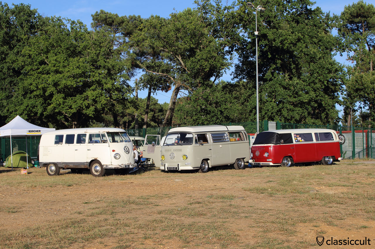 Super VW Festival campground