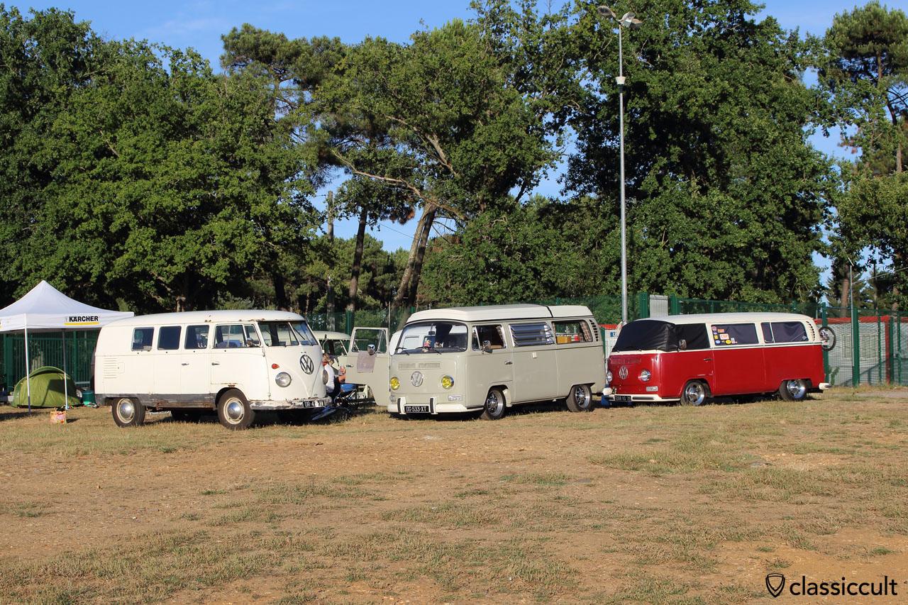 Super VW Festival campground